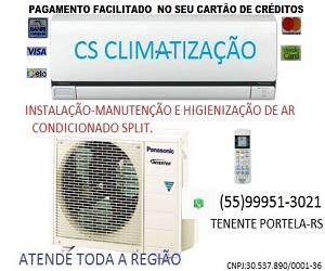 CS CLIMATIZAÇÃO