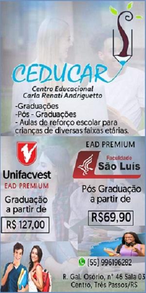 Ceducar Centro Educacional Carla Renati Andriguetto