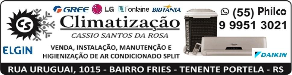 CS CLIMATIZAÇÃO EM TENENTE PORTELA