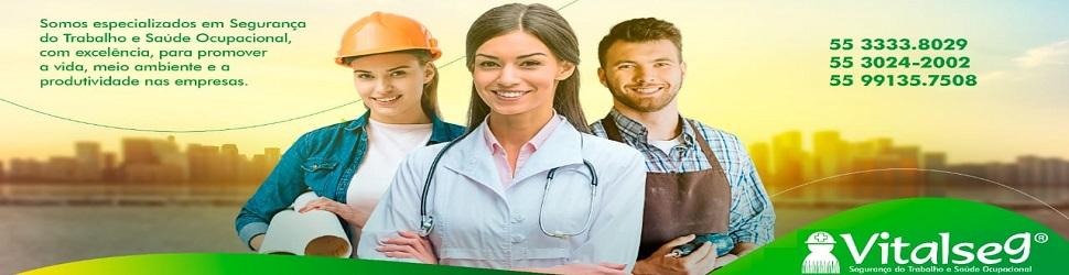 Vital Seg Serviços de Segurança do Trabalho e Saúde Ocupacional