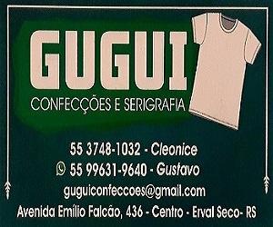 GUGUI CONFECÇÕES E SERIGRAFIA