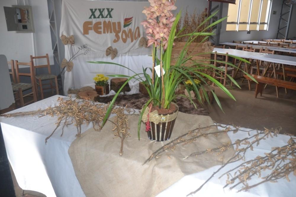 Cobertura Fotográfica da XXX FEMUSOJA da Paróquia Cristo Redentor de Redentora