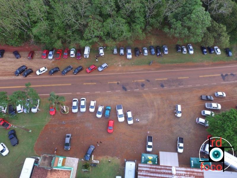 21ª Festa do Porco no Rolete da Capela Santa Terezinha de Vista Alegre, Redentora