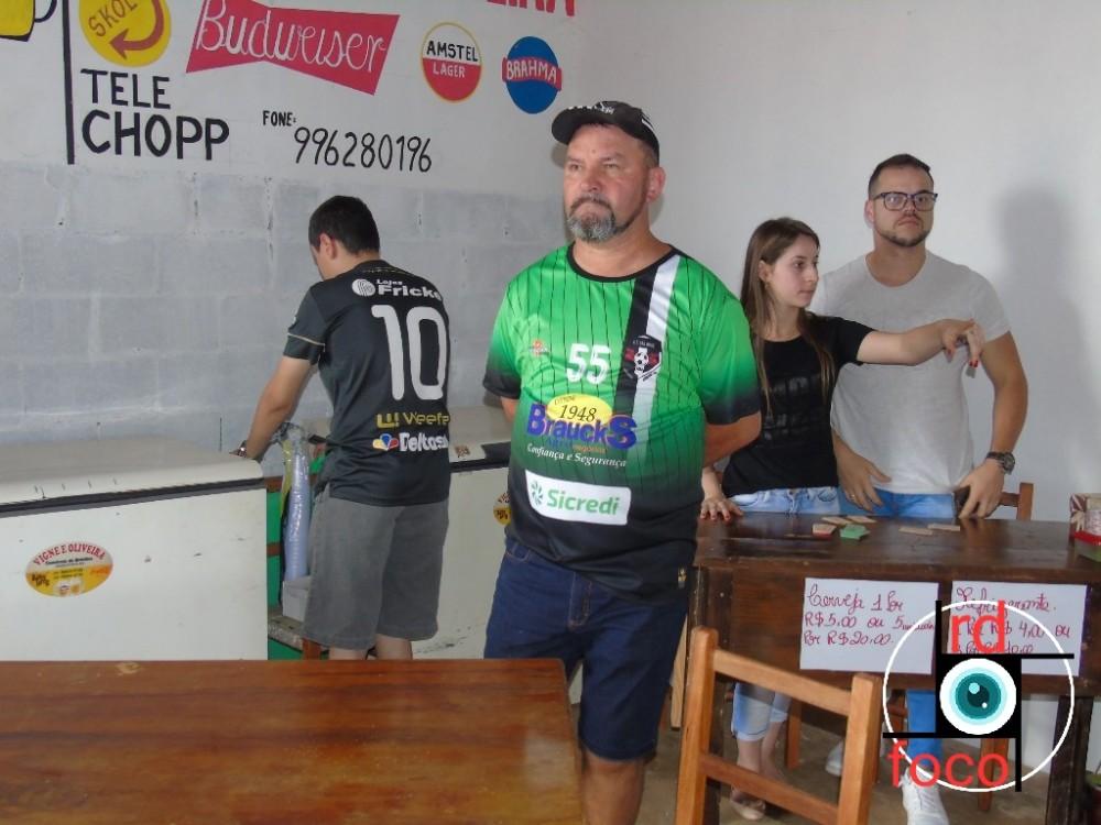 Festa Esportiva do Esporte Clube São Luiz de Redentora