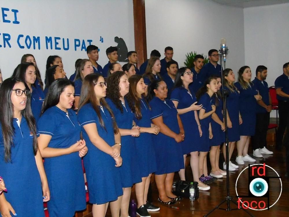 Encerramento do 13º Congresso da Umadecelb (União da Mocidade da Assembleia de Deus de Coronel Bicaco)