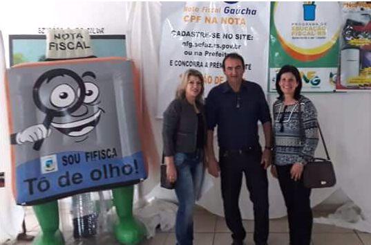 Fotos: Divulgação/Prefeitura Municipal de Redentora