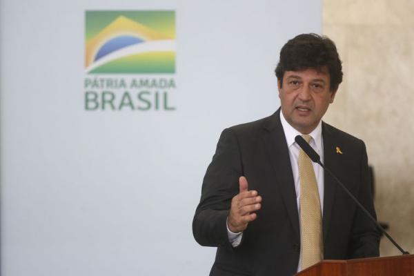 Campanha de multivacinação foi anunciada pelo ministro da Saúde, Luiz Henrique Mandetta (Foto: Reprodução/Agência Brasil)