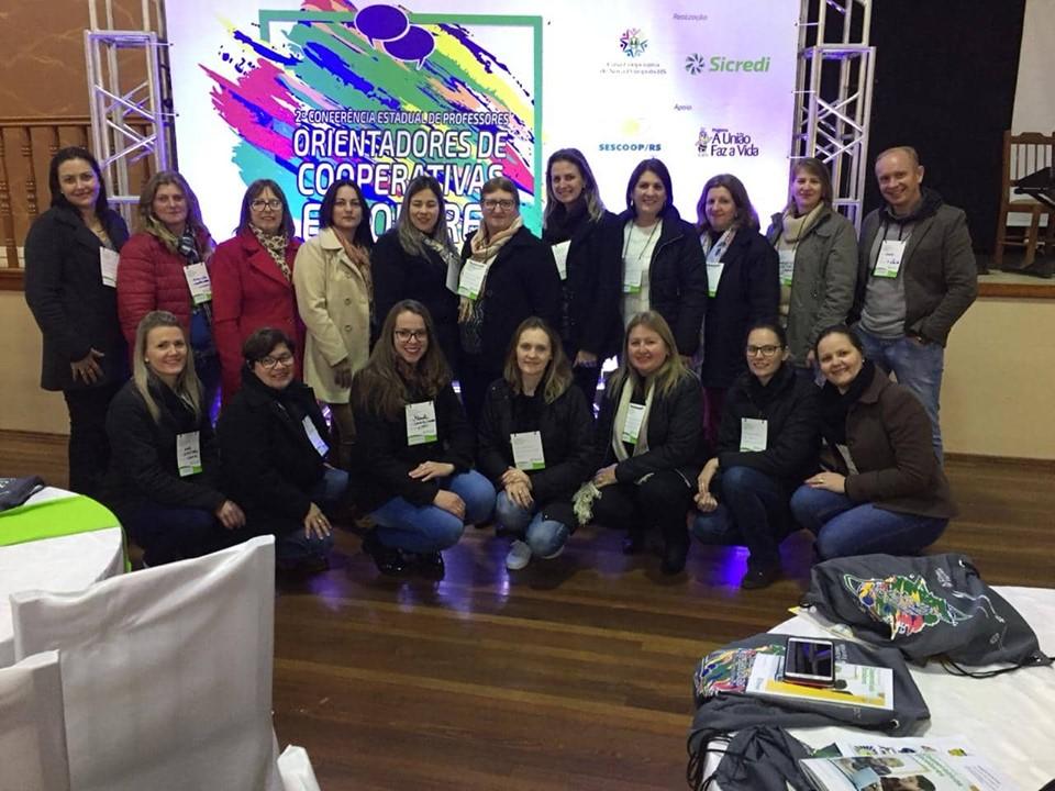 Foto:Sicredi Ouro Branco RS/ Divulgação Sicredi Celeiro RS/SC
