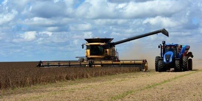 RS deve colher 1,2 milhão a mais de soja do que no mesmo período do ano anterior | Foto: Guilherme Testa / CP Memória