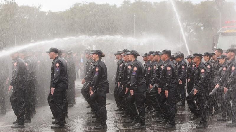 Rio Grande do Sul agora conta com mais 156 bombeiros militares