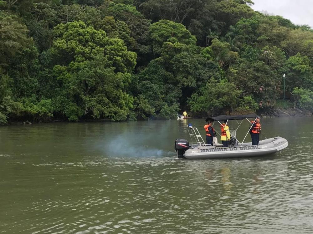 Pescadores saíram de casa na sexta-feira, dia 8 (Foto: Divulgação)