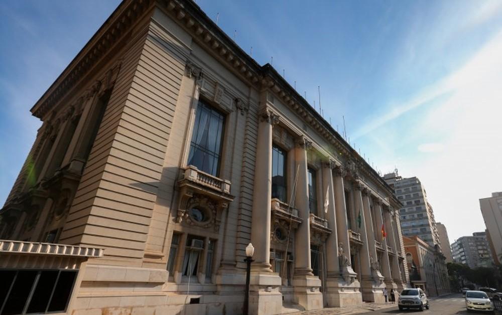 Palácio Piratini, sede do governo gaúcho — Foto: Felipe Dalla Valle/Palácio Piratini/Divulgação