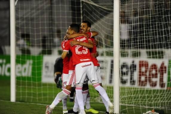 Galhardo fez o único gol da partida - Foto: Porthus Junior / Agencia RBS
