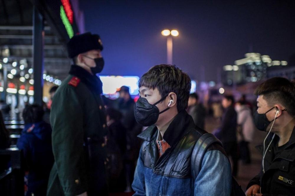 Número de mortos na China por conta do coronavírus aumentou | Foto: Nicolas Asfouri / AFP
