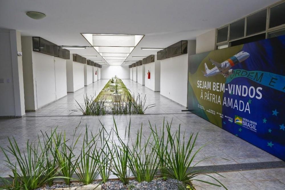 Ministério afirmou que as 58 pessoas em quarentena estão sem sintomas e infecção | Foto: Sergio LIMA