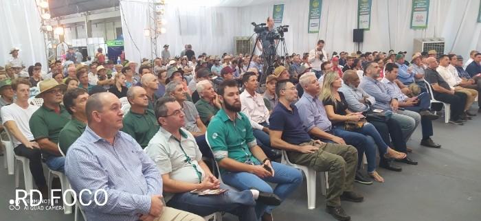 Soja Brasil - 'Mesmo com estiagem no RS, demanda pela soja continua firme e forte'.