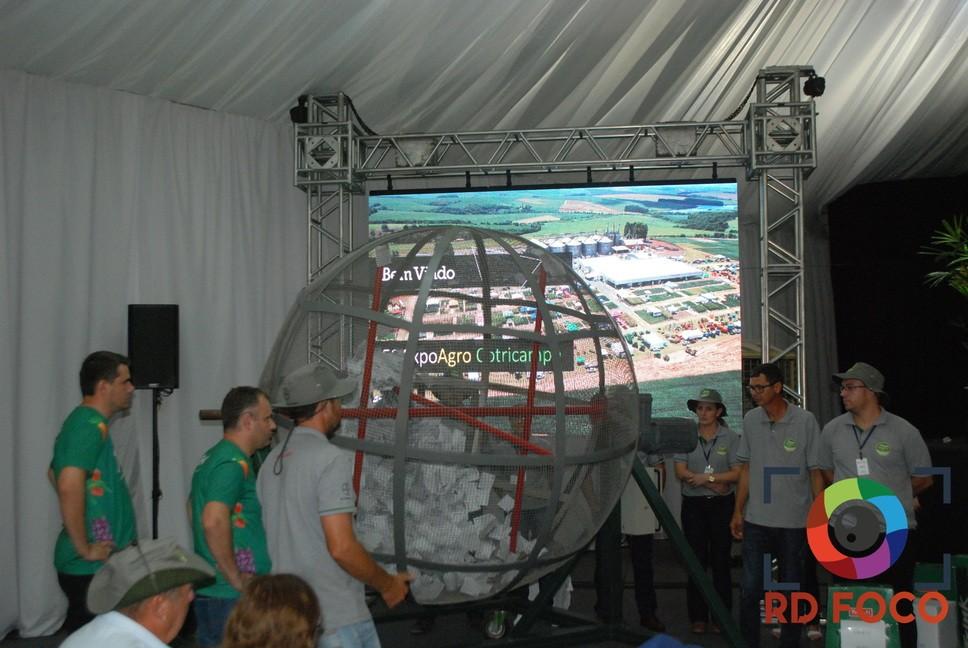Confira os vencedores dos sorteios das Promoções da Cotricampo realizados na 5ª Expoagro