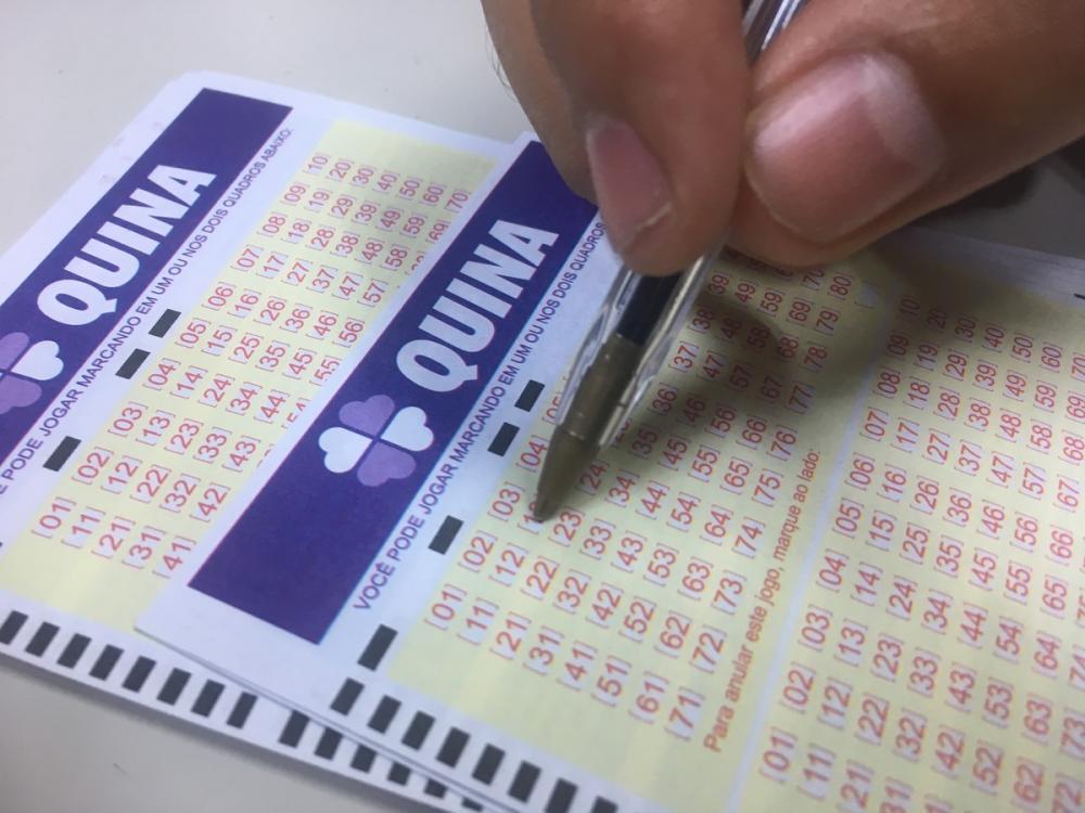 Ganhador acertou sozinho os cinco números sorteados. — Foto: Stephanie Fonseca/G1