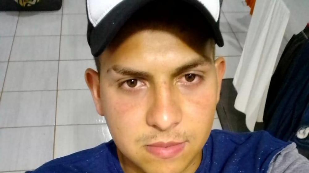 Robson Santos da Silva, de 22 anos. Foto: Reprodução