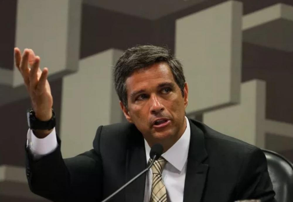 O presidente do Banco Central, Roberto Campos Neto (Foto: José Cruz/Agência Brasil)