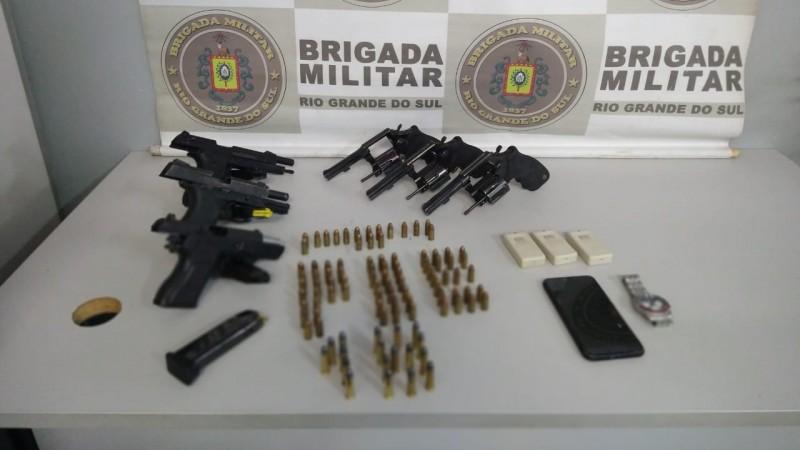Foto: Brigada Militar/ Divulgação
