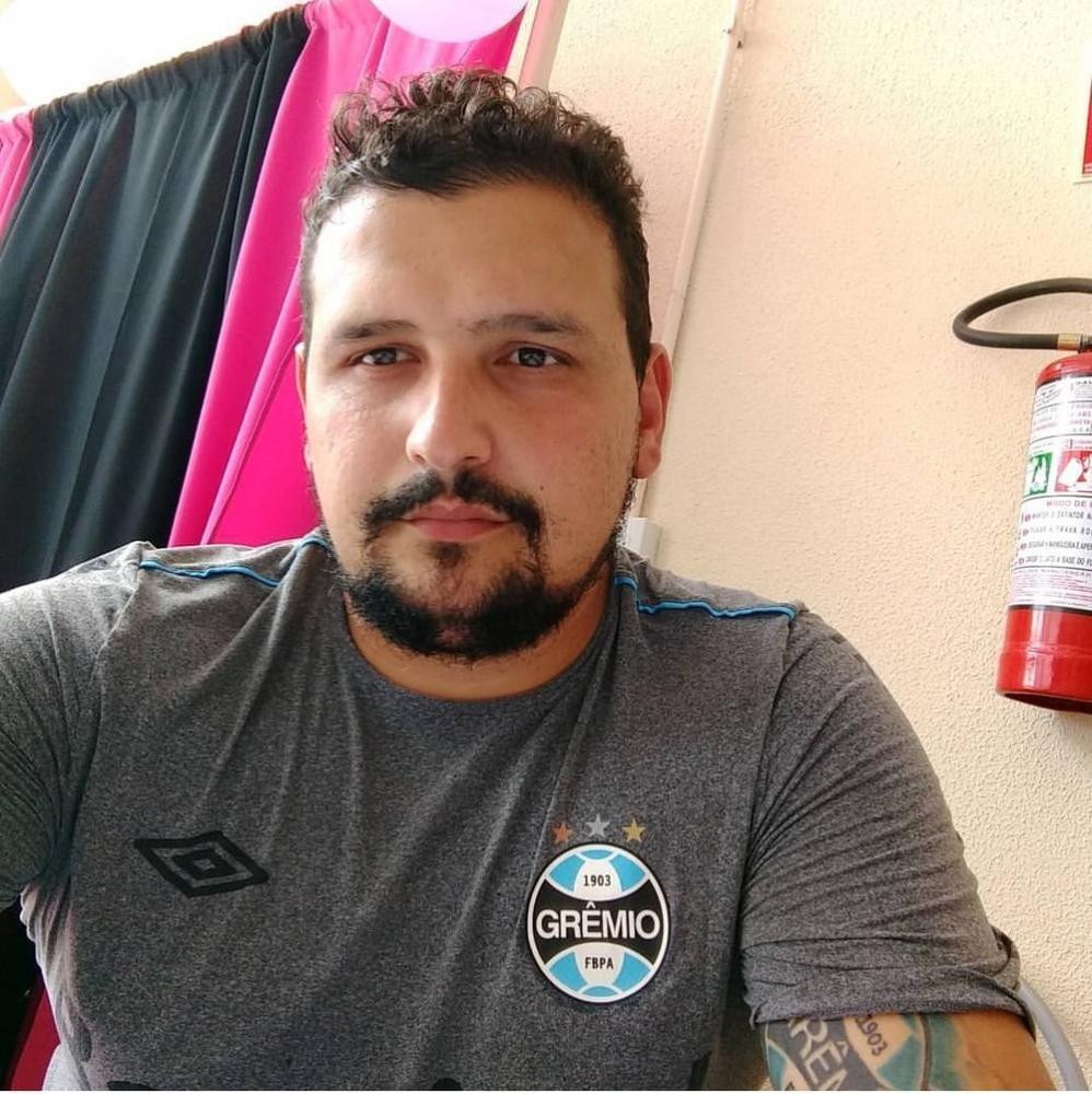 Rafael do Nascimento Silva, de 31 anos. — Foto: Arquivo Pessoal