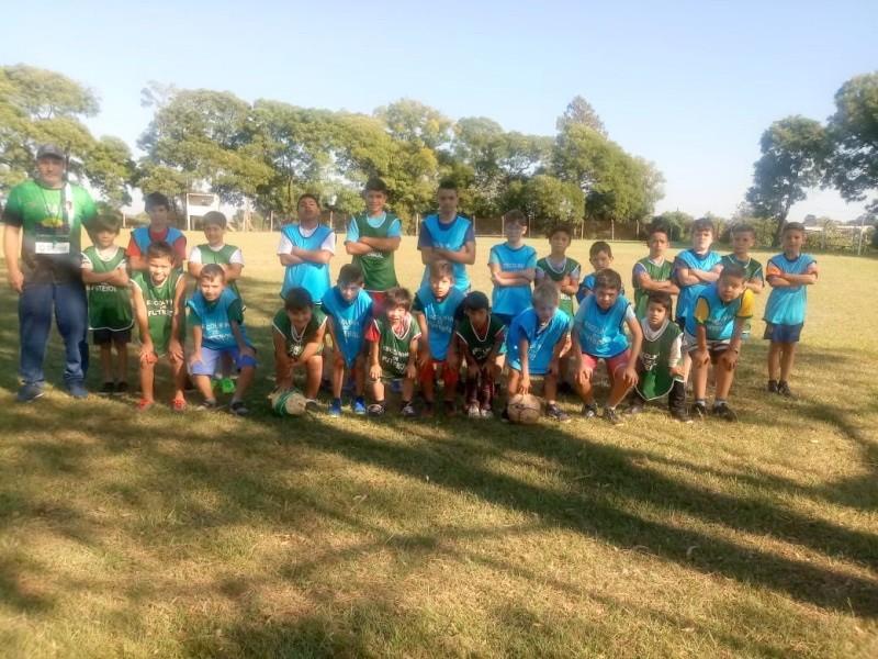 Redentora: Escolinha Municipal de Futebol inicia atividades