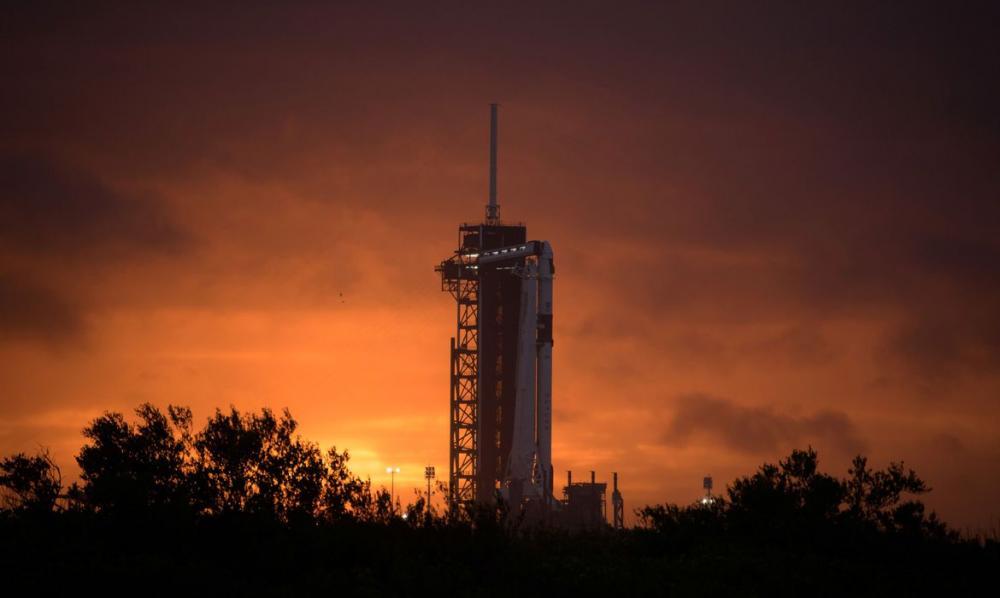 Sucesso de lançamento é histórico para o planeta, diz Marcos Pontes