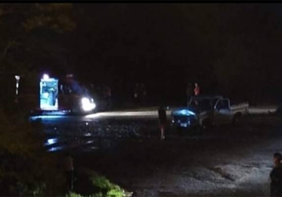 Três feridos em acidente na RS-344 no trevo da Sulina em Santa Rosa