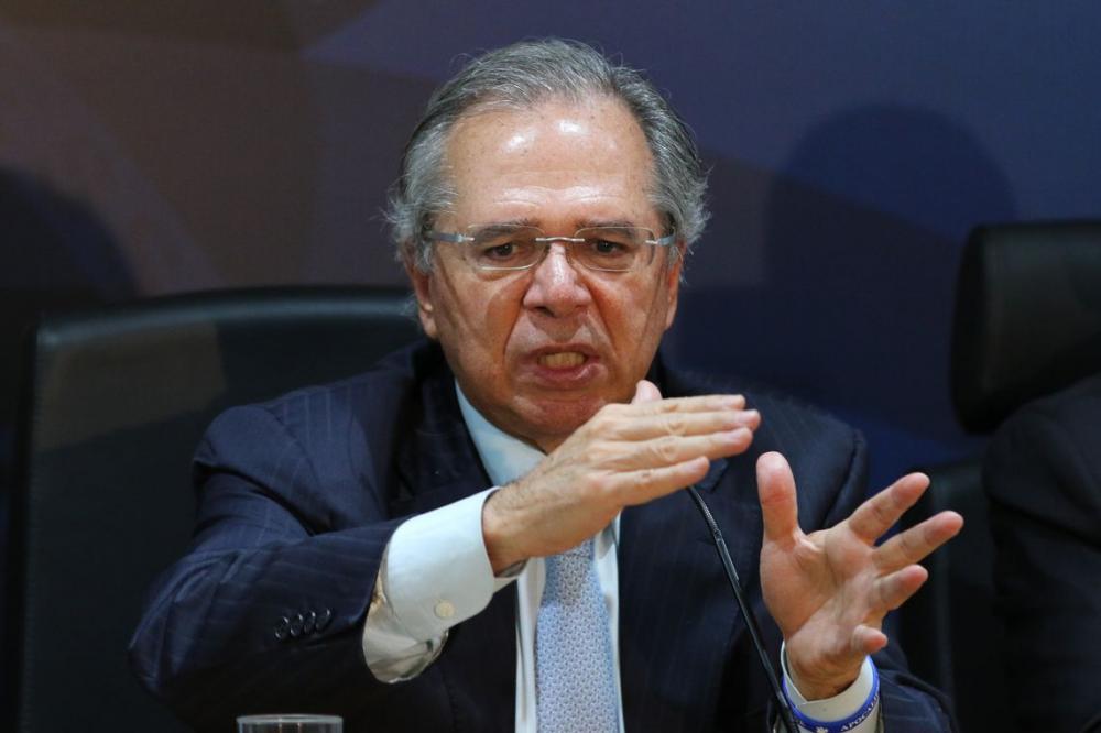 Ministro da Economia Paulo Guedes. Foto: Fabio Rodrigues Pozzebom/Agência Brasil