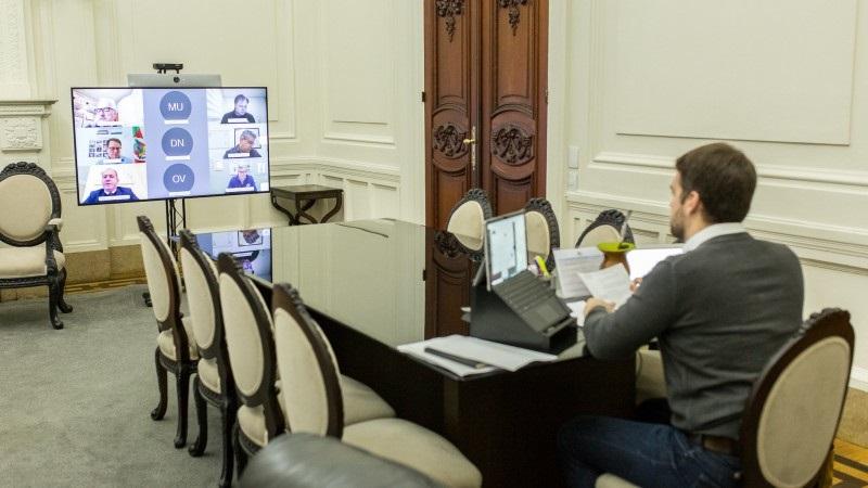 Leite agradeceu a disposição dos parlamentares,