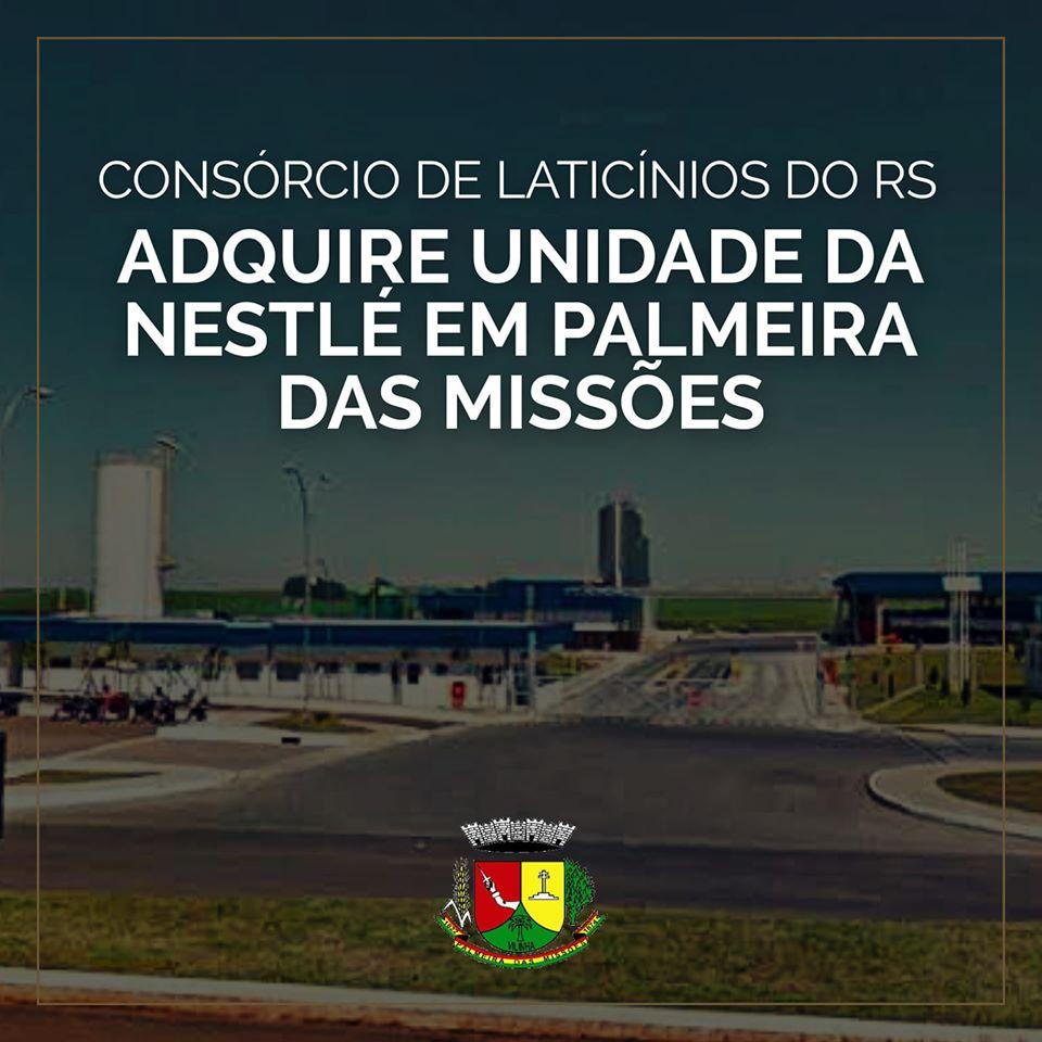Foto: Divulgação/Prefeitura de Palmeira das Missões