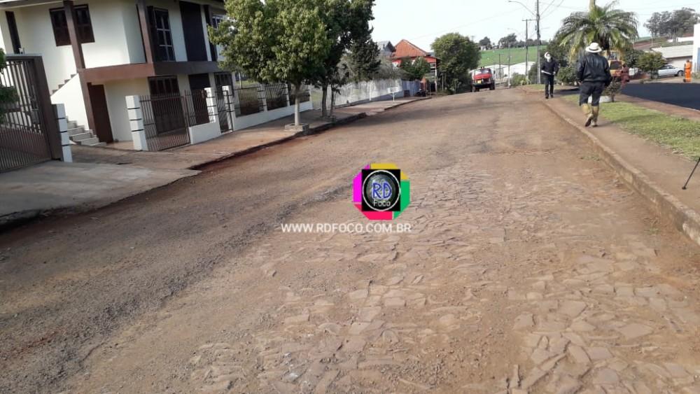 Redentora: Administração Municipal da continuidade às melhorias na rede viária da cidade