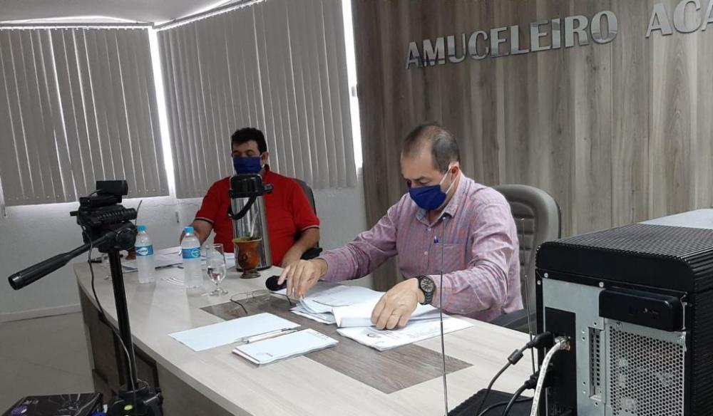 Presidente da Amuceleiro participará de reunião do comitê técnico, neste sábado (Foto: Arquivo)