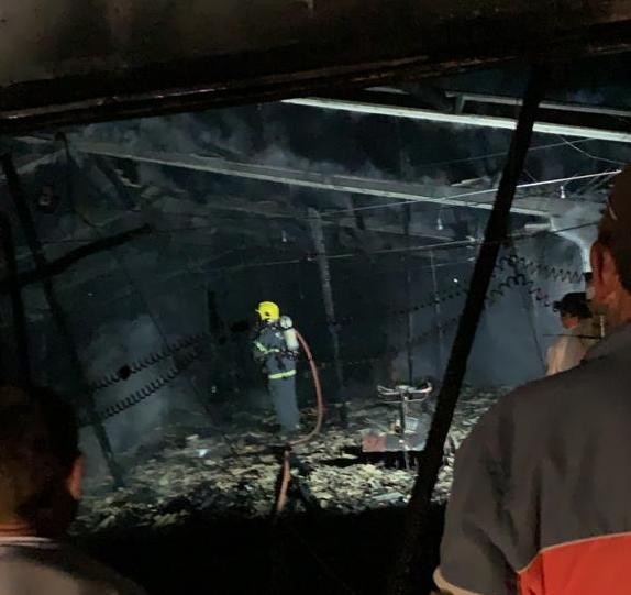 Foto: Corpo de Bombeiros de Itapiranga