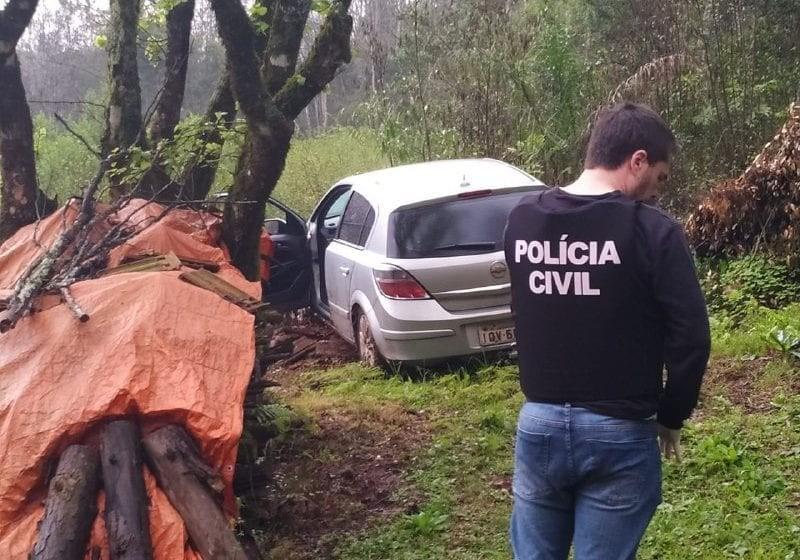 Dois corpos são encontrados dentro de um veículo na região noroeste