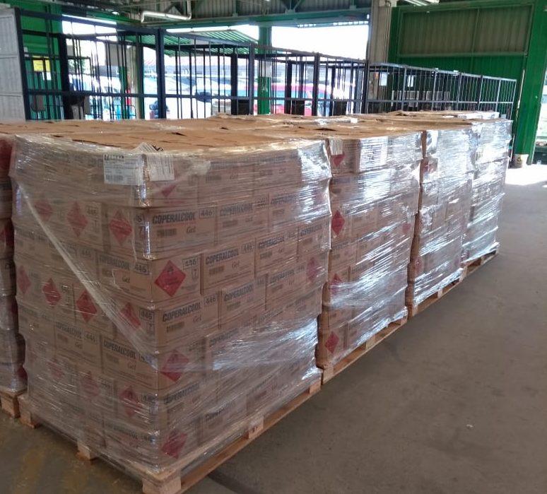 Em outubro, o material começará a ser distribuído para as 165 zonas eleitorais do RS