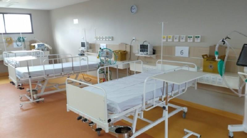 Ala de UTI do Hospital São Francisco de Assis, de Parobé, foi instalada em julho com dez leitos - Foto: Renata H. G. Eidelwein/Divulgação HSFA