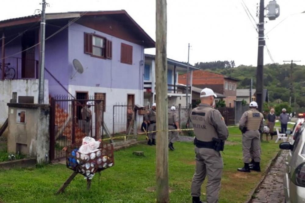 Casa onde ocorreu o crime fica no bairro Jardim Iracema. Foto: Ant Petim / Divulgação