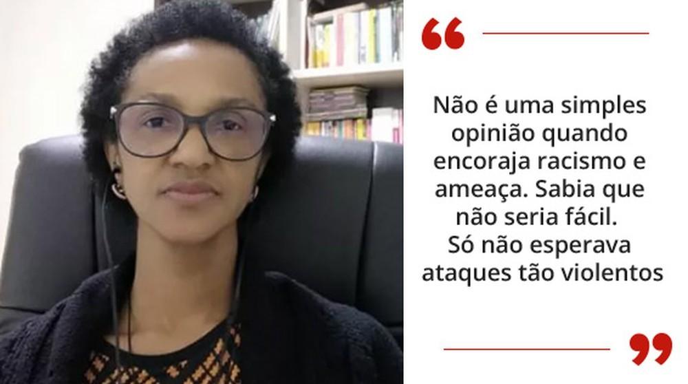 Primeira vereadora negra eleita em Joinville é vítima de injúria racial e ameaças