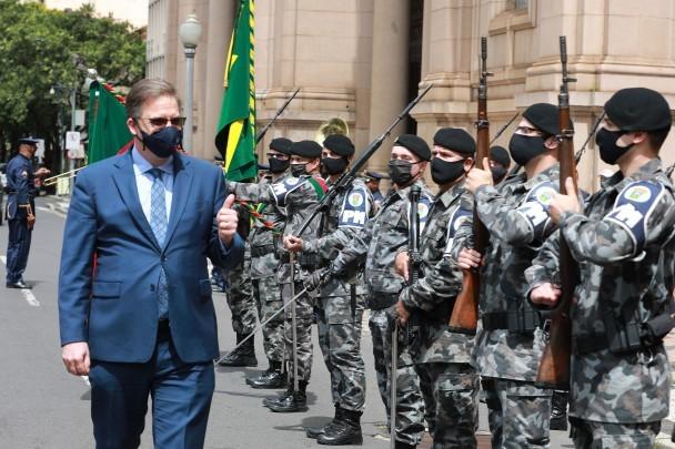 Governador recebe o novo embaixador dos EUA no Brasil, Todd C. Chapman