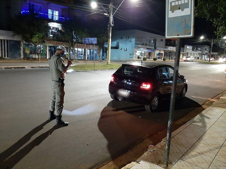 7° BPM desenvolve ações da Operação Avante 24 horas em Santo Augusto