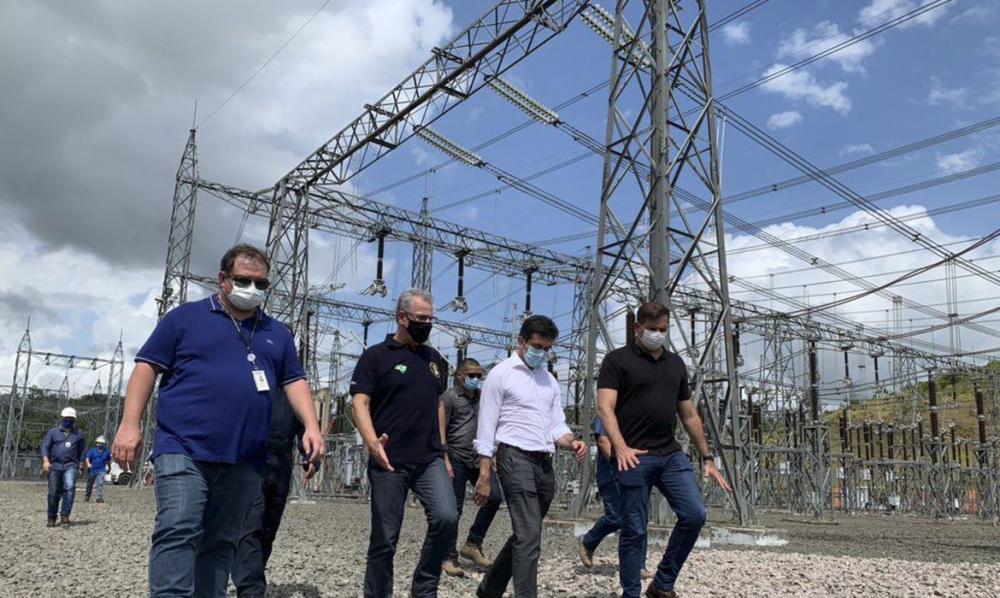 Foto:Divulgação/Ministério de Minas e Energia Geral