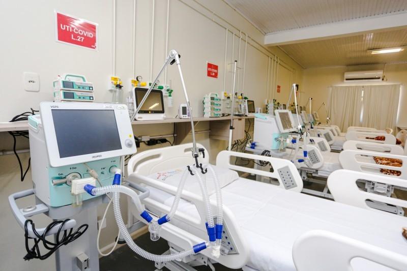 Governador inicia novo processo de expansão hospitalar com entrega de 10 leitos de UTI para Covid em Cruz Alta
