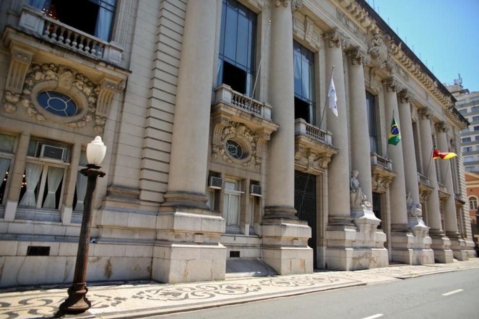 Governo do RS quita salários de julho de servidores estaduais — Foto: Divulgação/Palácio Piratini
