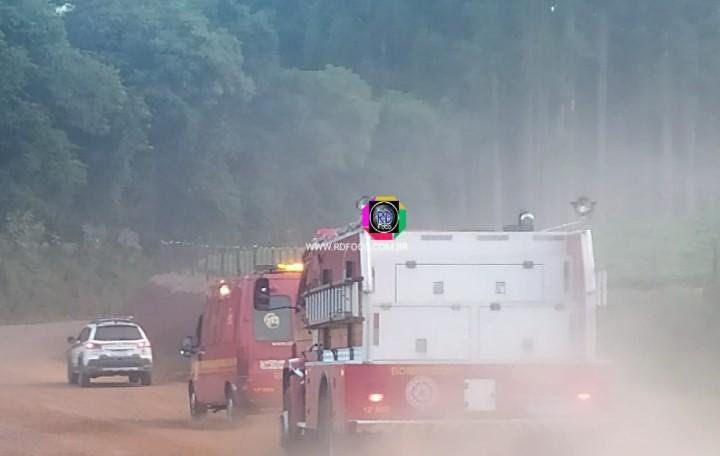 Homem perde a vida em acidente de trabalho em Coronel Bicaco