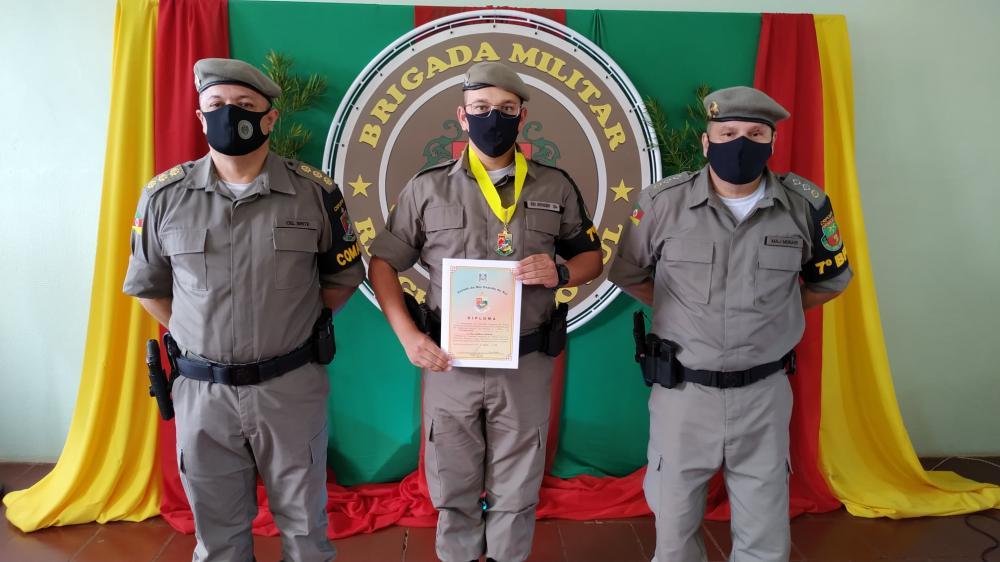 Fotos: Brigada Militar/Divulgação
