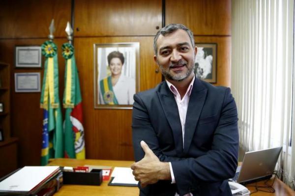 Edegar Pretto é deputado estadual e já foi presidente da Assembleia Legislativa (Foto: Camila Domingues))