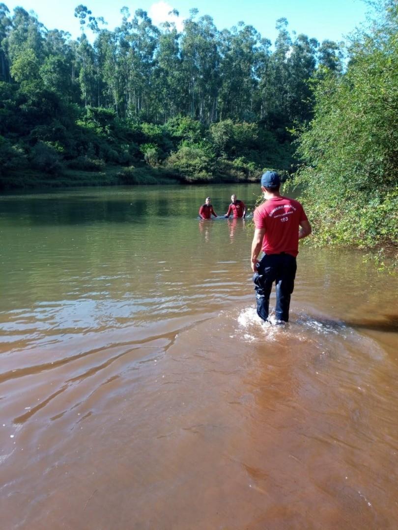 Filho de vereador morre afogado no oeste catarinense