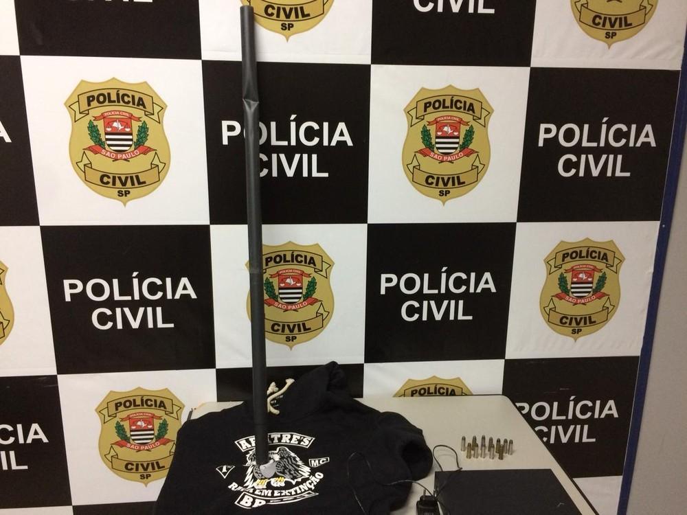 Homem que aparece em vídeo torturando membro de motoclube no interior de SP é preso no RS